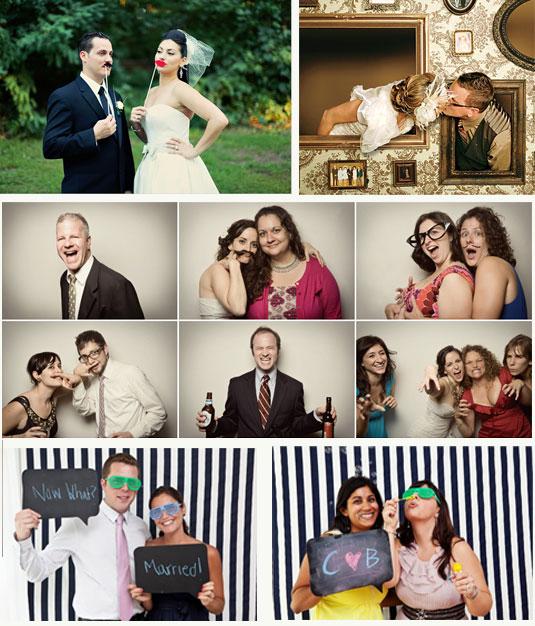 Conosciuto Foto da matrimonio: il boom del photo booth IL55